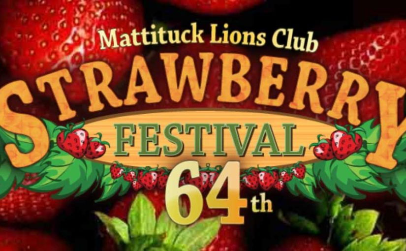 Strawberry Festival: Mattituck Long Island