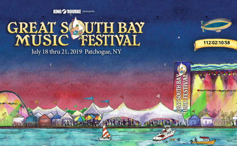Great South Bay Music Festival – 2019, Patchogue